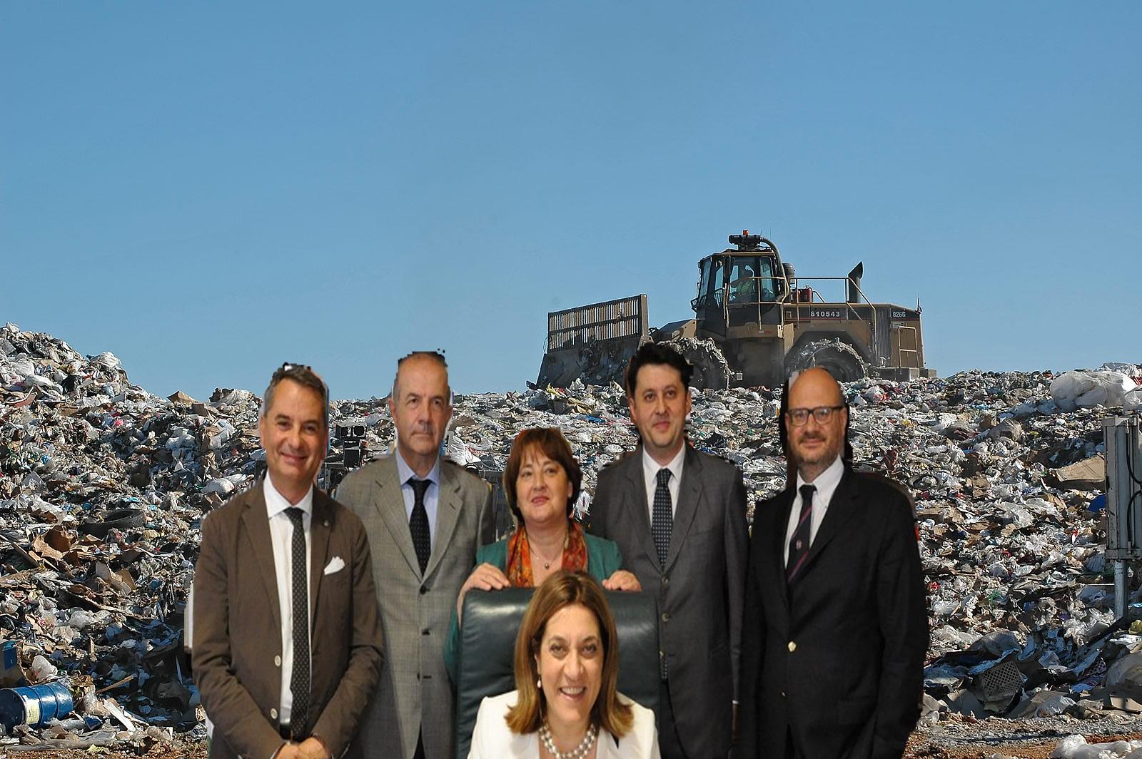 Candiani: La responsabilità politica della sinistra sulla gestione rifiuti in Umbria, è chiara ed evidente