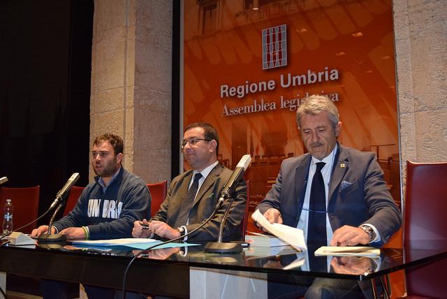 """Mancini e Fiorini (Lega Nord Umbria): La regione riconosca il """"danno indiretto da sisma"""""""