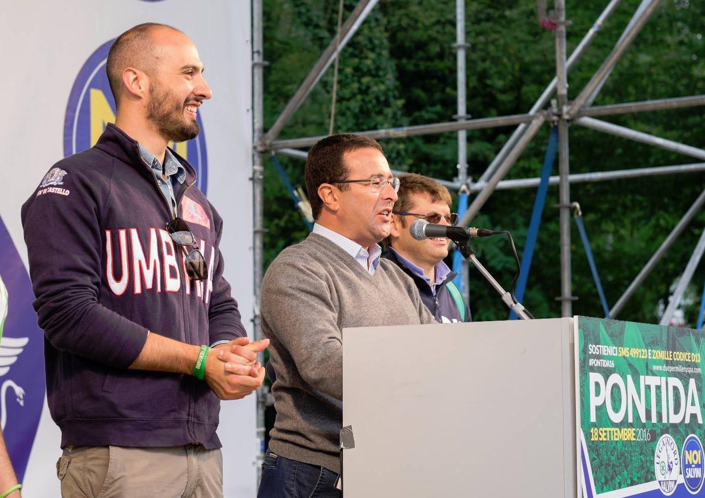"""Candiani e Marchetti sull'uscita di Felicioni dalla Lega Nord: """"Non se n'è andato, è stato espulso. Una politica autoreferenziale e poco radicata nel territorio, i veri motivi"""""""