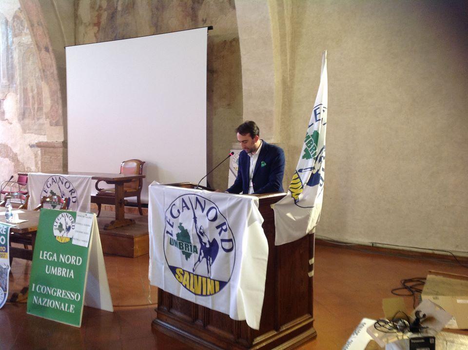 Comunali: Lega, vento cambiamento passato anche da Todi. Vice segretario Caparvi, parliamo di persone e di territorio