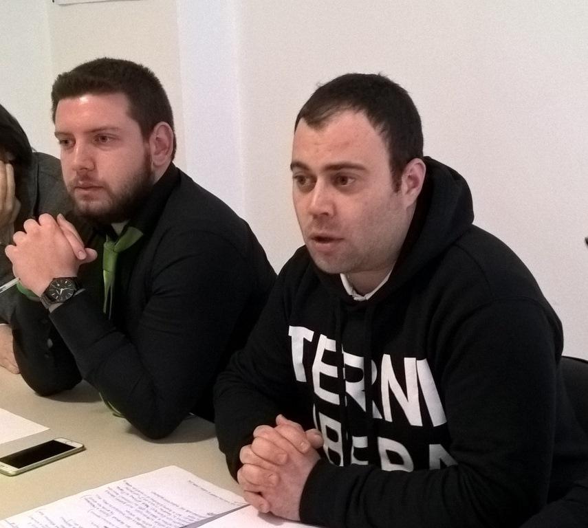 """Tribunale di Terni, Emanuele Fiorini (capogruppo Lega Umbria): """"La  città rischia di venire spogliata di un altro pezzo fondamentale."""