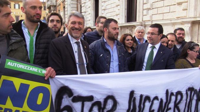 """Fiorini: """"Accolte le nostre richieste, sospendiamo l'occupazione del consiglio"""""""