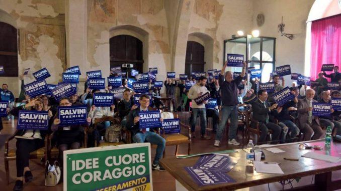 La Presidente Marini, ormai al capolinea, attacca Matteo Salvini su questioni personali. La Lega Nord Umbria fa quadrato e ne chiede le dimissioni