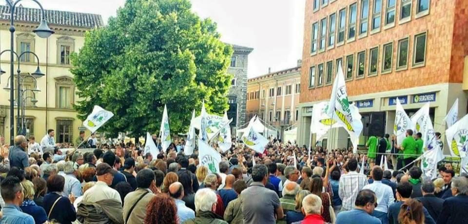 """La Lega Nord Terni chiama i cittadini in piazza: """"Sabato 18 novembre manifestiamo per il diritto alla sicurezza"""""""